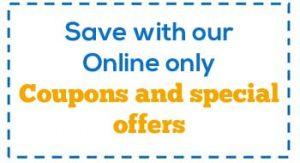 Online plumbing discount coupons